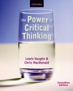 the power of critical thinking companion website This is the companion website for critical thinking: an appeal to reason in critical thinking , peg tittle empowers students with a solid grounding in the lifelong skills of considered analysis and argumentation — skills that should underpin every student's education.